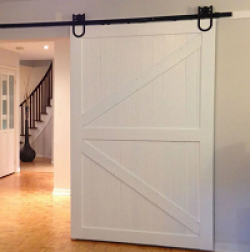 Viba Barn Door Sweepstakes prize ilustration