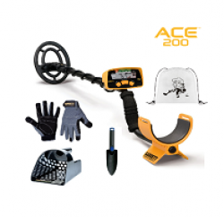 Garrett ACE Metal Detector Sweepstakes prize ilustration