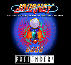 Journey With Pretenders Sweepstakes prize ilustration