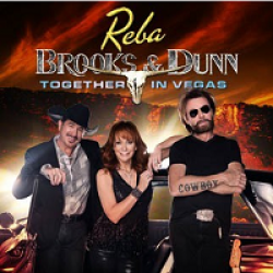 Reba, Brooks & Dunn Vegas Sweepstakes prize ilustration