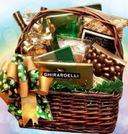 Ghirardelli St Patricks Day Sweeps prize ilustration