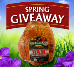 Smoked Ham Sweepstakes prize ilustration