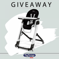 Peg Perego High Chair Giveaway prize ilustration