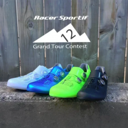Shimano S-phyre Shoes Giveaway prize ilustration