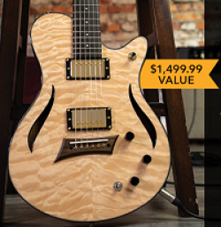 Hybrid Special Guitar Sweepstakes prize ilustration