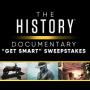 Win a Documentary Get Smart Sweepstakes in online sweepstakes