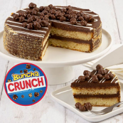 Nestle Crunch Candy Cake Giveaway prize ilustration