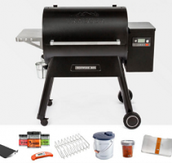 BBQGuys Fathers Day Giveaway prize ilustration