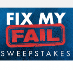 HGTV Fix My Fail Watch & Win Sweeps prize ilustration