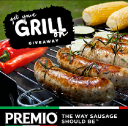 Get Your Grill on Giveaway prize ilustration