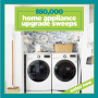Win a $50,000 Home Appliance Upgrade Sweeps in online sweepstakes