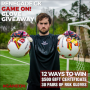 Win a Renegade GK GAME ON! Glove Giveaway in online sweepstakes
