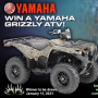 Win a Buckmasters Grizzly ATV Giveaway in online sweepstakes