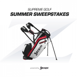 Supreme Golf Summer Sweepstakes prize ilustration
