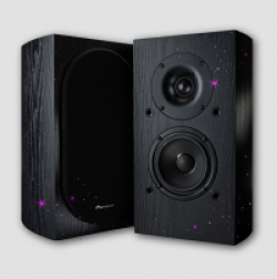 Pioneer Speaker Sweepstakes prize ilustration