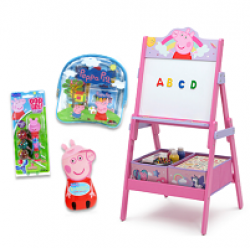 Peppas Perfect Day Sweepstakes prize ilustration
