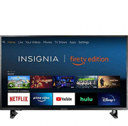 Insignia Smart LED Fire TV Sweepstakes prize ilustration