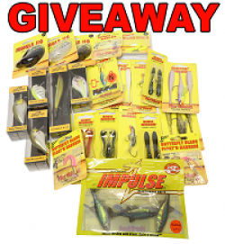 Northland Tackle Sweepstakes prize ilustration