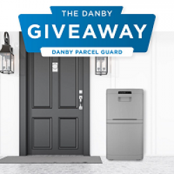 Danby Parcel Guard Sweepstakes prize ilustration
