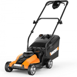 WORX Lawn Mower Sweepstakes prize ilustration