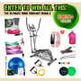 Win a Home Workout Sweepstakes in online sweepstakes