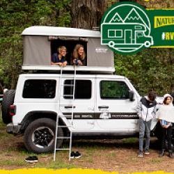 Nature Valley Outdoorsy Sweepstakes prize ilustration