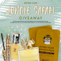 Win a Fragrance Net Jungle Safari Giveaway in online sweepstakes