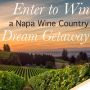 Win a Paso Robles Wine Getaway Sweepstakes in online sweepstakes