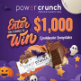 Win a The Power Crunch Spooktacular Sweeps in online sweepstakes