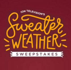 Sweater Weather Giveaway prize ilustration