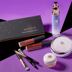Mented Cosmetics Tatcha Giveaway prize ilustration