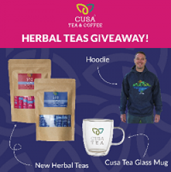Herbal Tea Giveaway prize ilustration