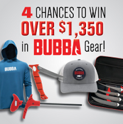 Bubba Gear Package Giveaway prize ilustration