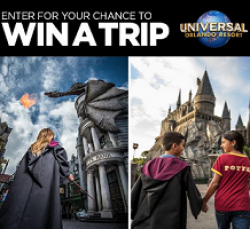 USA Network Universal Orlando Giveaway prize ilustration