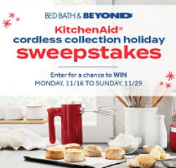 Cordless Collection Holiday Sweeps prize ilustration