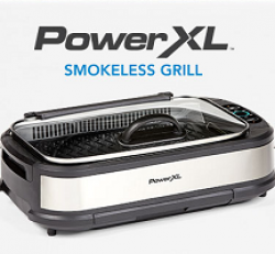 PowerXL Grill & Elf Giveaway prize ilustration