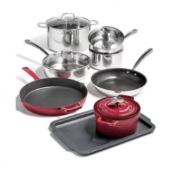 Martha Stewart Cookware Giveaway prize ilustration