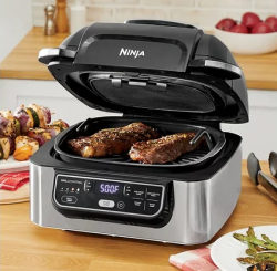 Ninja Indoor Grill Sweepstakes prize ilustration