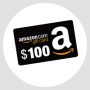 Win a $100 Amazon Sweepstakes in online sweepstakes