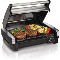 Indoor Electric Grill Giveaway prize ilustration