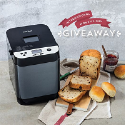 Digital Bread Maker Sweepstakes prize ilustration