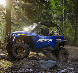 RZR Trail Collections Sweepstakes prize ilustration