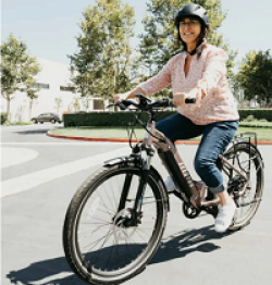 Mothers Day Level eBike Giveaway prize ilustration