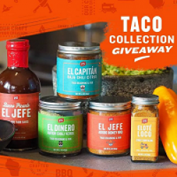 PS Seasoning Taco Sweepstakes prize ilustration