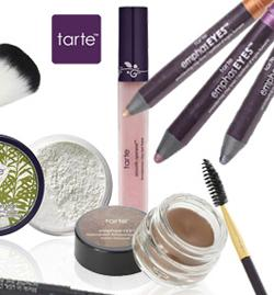 Tart Makeup on Qvc Tarte Cosmetics Giveaway