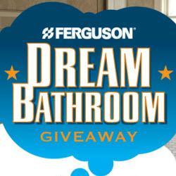 Ferguson dream bathroom giveaway for Dream floor giveaway