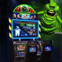 Ghostbusters Slot Machines